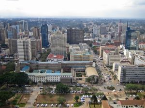 Nairobi-Central-Business-District